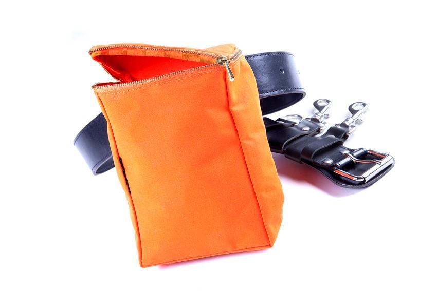 Custodia ignifuga per semimaschera e occhiali