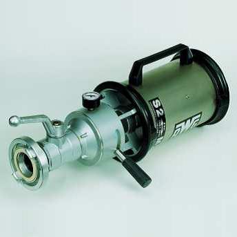 Lancia schiuma combinata bassa/media espansione AWG S2/M2