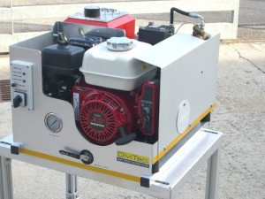 Sistema ad alta capacità estinguente D10FX – Benzina