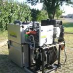 Modulo antincendio dt-400-sbs benzina con miscelatore ap