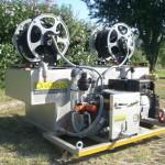 Modulo antincendio dt-450-td diesel