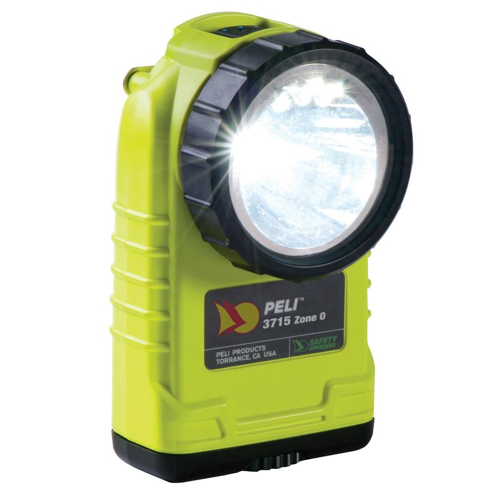 Lampada angolare a batterie atex peli 3715z0