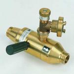 Miscelatore di linea alta pressione awg pn40