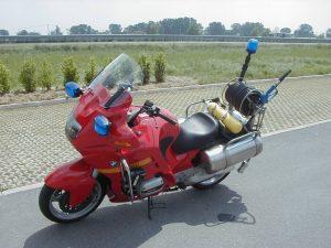 MOTOCICLETTA ANTINCENDIO– DMAC/50X10