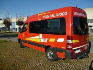 VEICOLO TRASPORTO PERSONE– DFPC2/TP