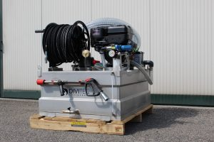 Modulo antincendio dt-400-B- Eco benzina