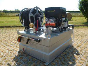 Modulo antincendio dt-400-D- Eco Diesel