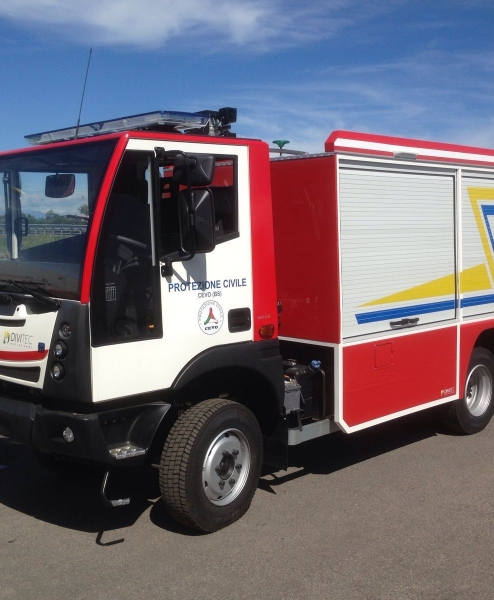 veicoli antincendio