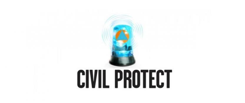 Civil protect – 26 – 28 febbraio 2016